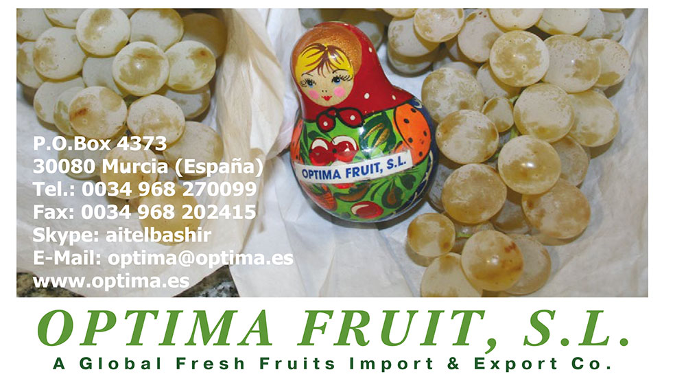 Optima Fruit!!!